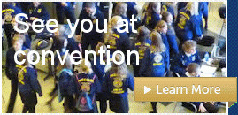 See you at National FFA Convention & Expo